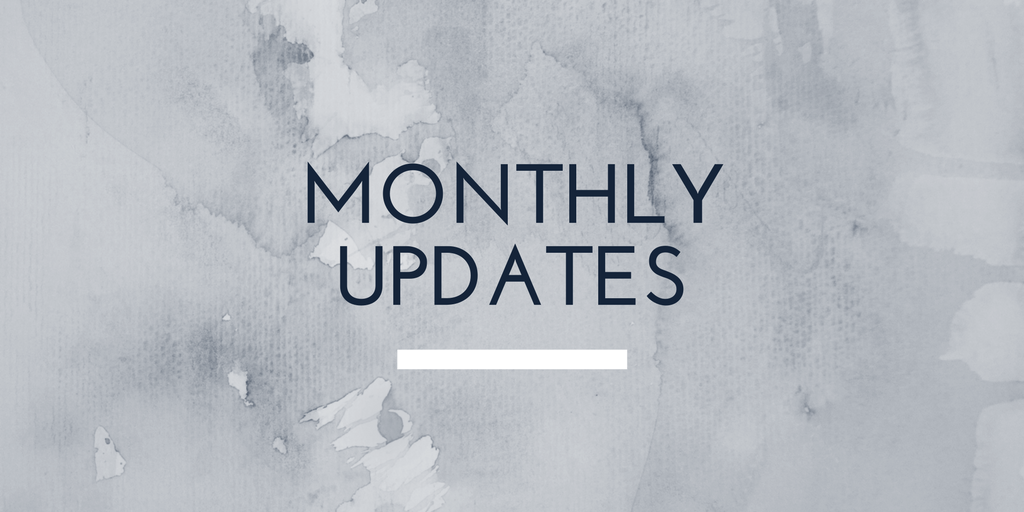KWRE Monthly Updates